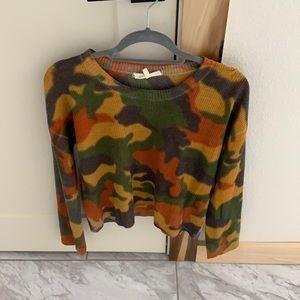 Gilded Intent Lightweight Sweater